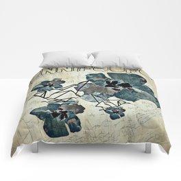Chickadee-dee Comforters