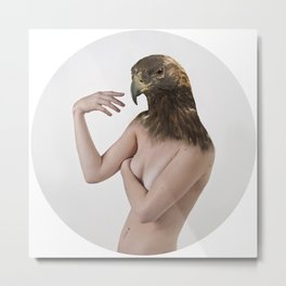 Therianthrope - Eagle Metal Print