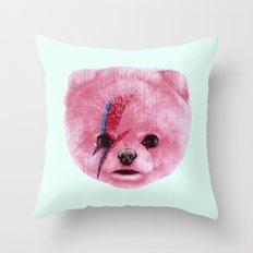 Boowie Throw Pillow