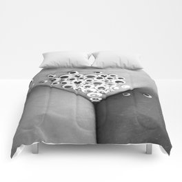 Googly eyes Comforters