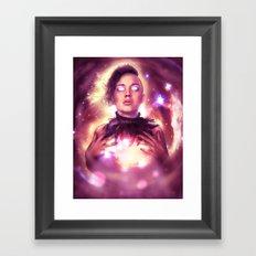 My Own God Framed Art Print