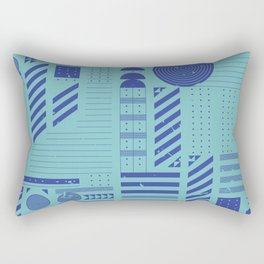 TOPOLOGIE Rectangular Pillow