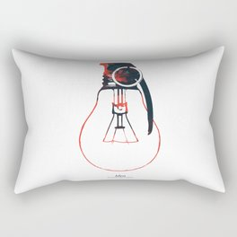 Idea Bomb (2) Rectangular Pillow