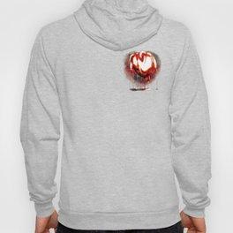 Bloody Heart Hoody
