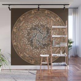 Terra Mandala Wall Mural