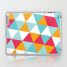 Tropical Triangles Laptop & iPad Skin