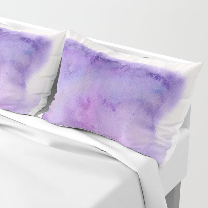 Liquid galaxy Pillow Sham