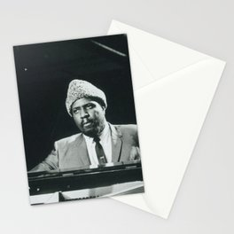 Thelonious Monk - Black Culture - Black History Stationery Cards