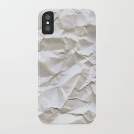 White Trash iPhone Case
