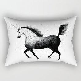 Starlight unicorn Rectangular Pillow