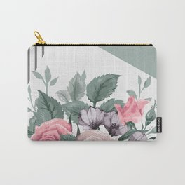 FLOWERS IX Carry-All Pouch