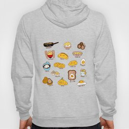 Get eggy with it Hoody