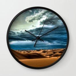 California's Desert Wall Clock