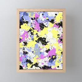 Abstract 22 Framed Mini Art Print