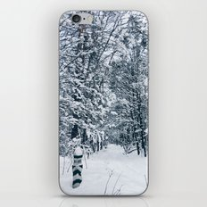 adventures are calling iPhone & iPod Skin