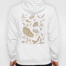 Forest Floor - Gold Hoody
