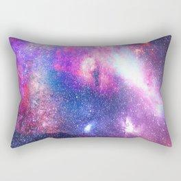 Starry Space - Intergalactic Dust Rectangular Pillow