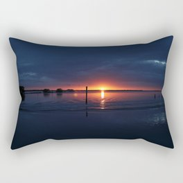 The Orb Rectangular Pillow