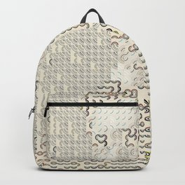 Digital expressionism 017 Backpack
