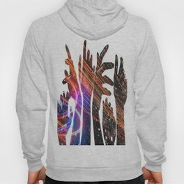 Reaching For The Galaxy Hoody