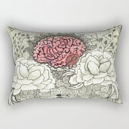 Transcend Your Mind Rectangular Pillow