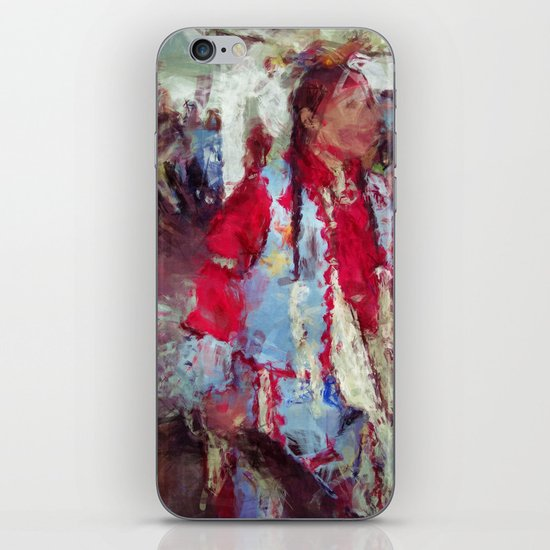 Advsgi Gigv iPhone & iPod Skin