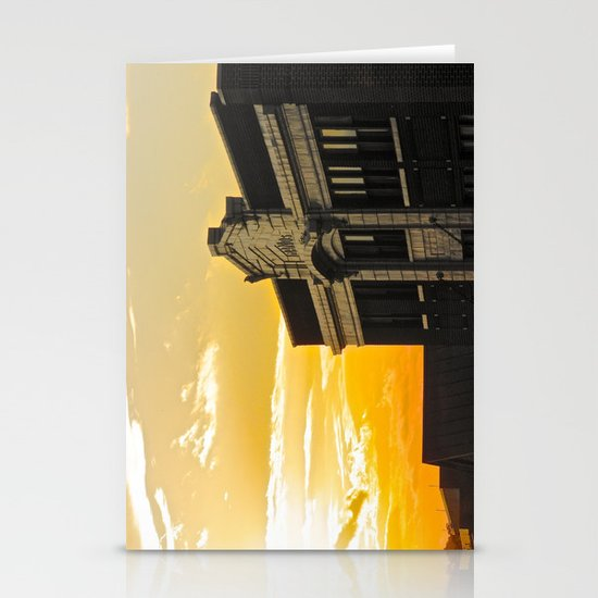 Palace Theatre Sunset Stationery Cards