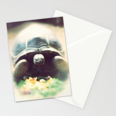 Acinixys Planicauda  Stationery Cards
