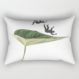 soft landing Rectangular Pillow