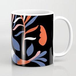 Peacock Garden Night Coffee Mug
