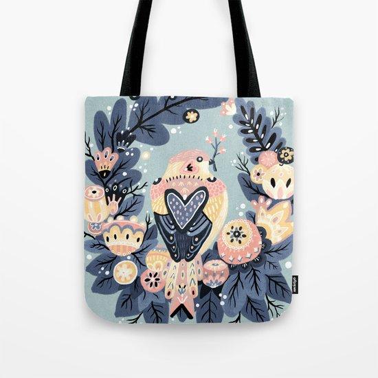Sweetie Bird Tote Bag
