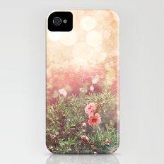 Enchanted Spiderweb Slim Case iPhone (4, 4s)