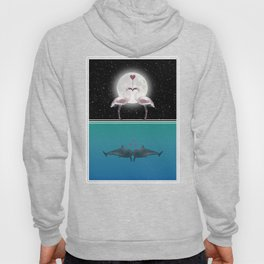 Love Under the Stars & UnderWater Hoody