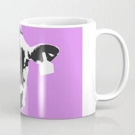 Springtime Portrait Lilac Coffee Mug