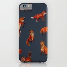 Foxes Slim Case iPhone 6