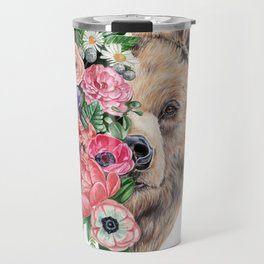 Wild Bear Travel Mug