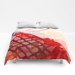 Crackle #3 Comforters