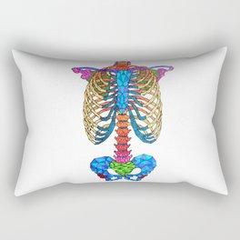 Vertebral Rectangular Pillow