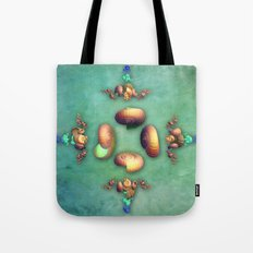 Seashell Fantasy Tote Bag