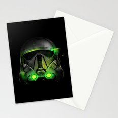 Death Trooper Shadow Stationery Cards