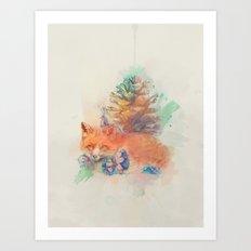 Unwrapped Art Print