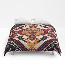 Qashqa'i Fars Persian Antique Tribal Bag Comforters