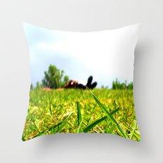 Ines Throw Pillow