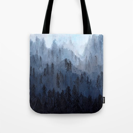 Mists No. 3 Tote Bag