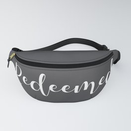Redeemed Fanny Pack