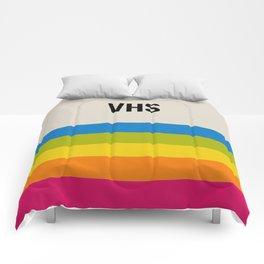 VHS Retro Box Comforters