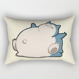 Pokémon - Number 143 Rectangular Pillow