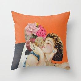 Allergy Season Throw Pillow