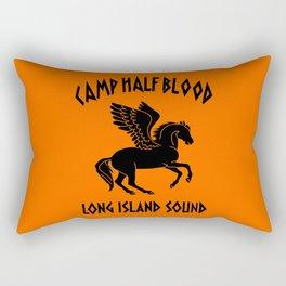 camp half blood Rectangular Pillow
