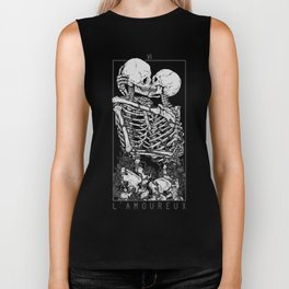 The Lovers Biker Tank